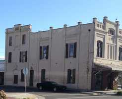 The building has not undergone many changes.