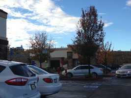 Clouds over Shingle Springs (Nov. 21, 2013)