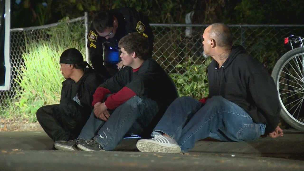 Local police teamed up with Federal Agents to do a sweep in high crime neighborhoods of Stockton.
