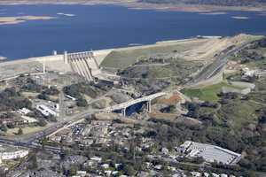 Construction on Folsom Dam began in the late 1940s and was completed in 1956, forming Folsom Lake. The Dam provided electrical energy, flood control and allowed for the expansion of the Sacramento Valley.