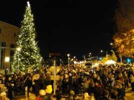 What: Annual West Sacramento Tree Lighting CelebrationWhere: West Sacramento City HallWhen: Fri 6pm-8:30pmClick here for more information on this event.