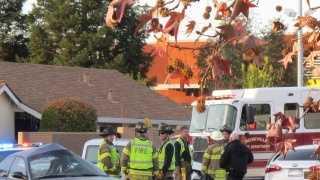 Roseville crash
