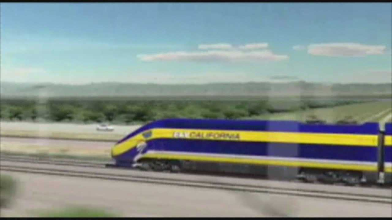 Eminent domain to be used for high speed rail