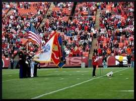 The 49ers would go on to play eight NFC Championship games at Candlestick.