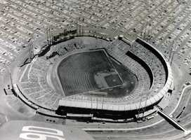 The Beatles played their final concert at Candlestick Park on Aug. 29, 1966.