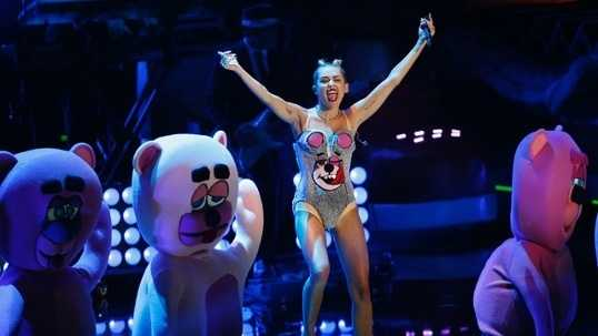Miley Cyrus mobile