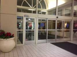 An exit at the West Valley Mall in Tracy is closed after reports of a shooting.