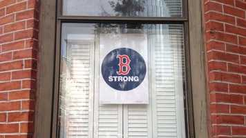 """Nice: """"Boston Strong"""" campaign"""
