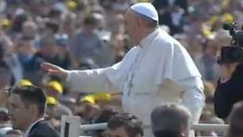 Nice: Pope Francis