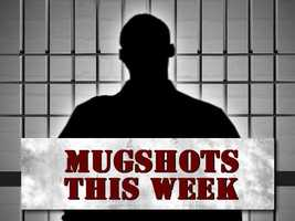 See mugshots from this week