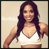 Meet Marticka, and go here to see more photos of the 49ers' Gold Rush cheerleaders.