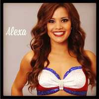 Meet Alexa, and go here to see more photos of the 49ers' Gold Rush cheerleaders.