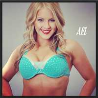 Meet Ali, and go here to see more photosof the 49ers' Gold Rush cheerleaders.