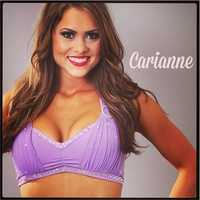 Meet Carianne, and go here to see more photos of the 49ers' Gold Rush cheerleaders.