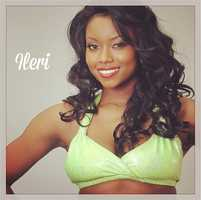 Meet Neri, and go here to see more photos of the 49ers' Gold Rush cheerleaders.