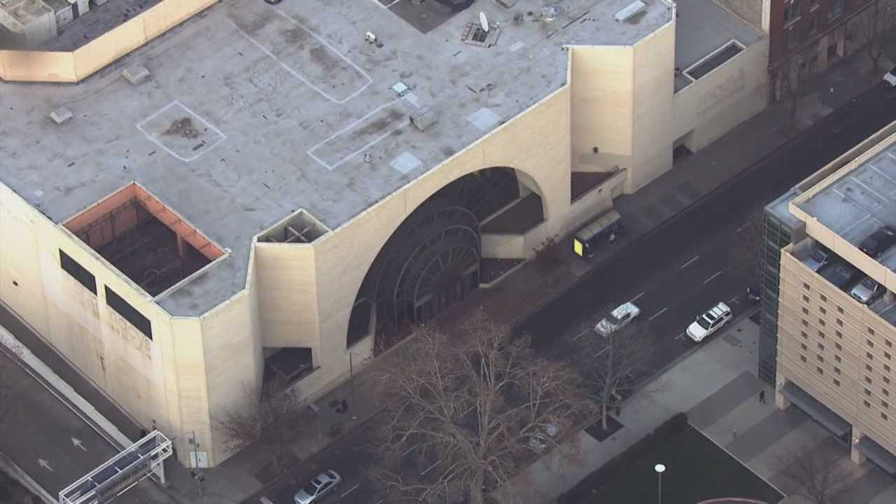 Old Macy's to be taken by eminent domain for new arena?