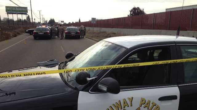 Stockton Fatal crash