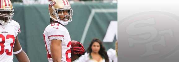 Like Osgood, backup safety C.J. Spillman is another special teams specialist who could come up with a big play against the Seahawks. Read bio.
