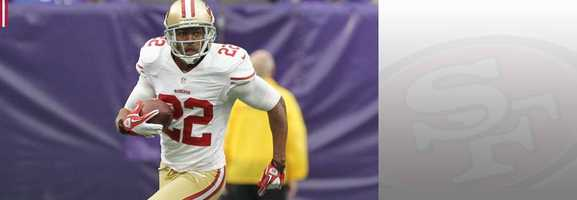 CB Carlos Rogers has missed the 49ers' first two playoff games with a hamstring injury. If he returns Sunday against the Seahawks, he will likely defend Seattle's No. 2 or No. 3 receiver. Read bio.