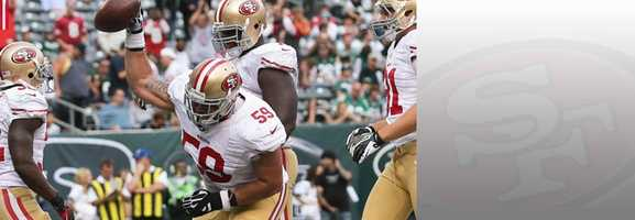 Can you hear me now? Hopefully for the 49ers, those words aren't being said between center Jonathan Goodwin and quarterback Colin Kaepernick in Seattle on Sunday. In Kaepernick's two previous starts in Seattle, he has had trouble communicating with his offensive line because of the deafening noise at CenturyLink field. Read bio.