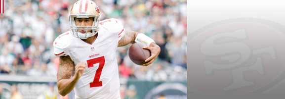 In his two previous starts against the Seahawks in Seattle, Kaepernick is a dismal 32-of-64 with four interceptions. Clearly, he will need to be much better than that on Sunday for the 49ers to win. If Kap plays anything like he did in the 49ers' two previous playoff games in Green Bay and Carolina, the Niners have a great shot at winning the NFC title game. Read bio.