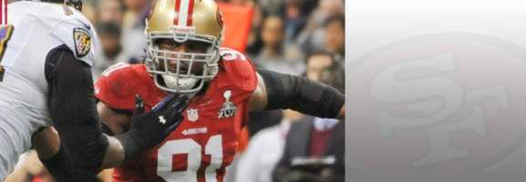 """The Seahawks' top weapon Sunday will be RB Marshawn Lynch. DT Ray McDonald will be one of the guys responsible for stopping """"Beast Mode."""" Read bio."""