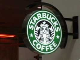 The first cup of Starbucks was brewed in Seattle in 1971. Most people can't get their day going without a sip.