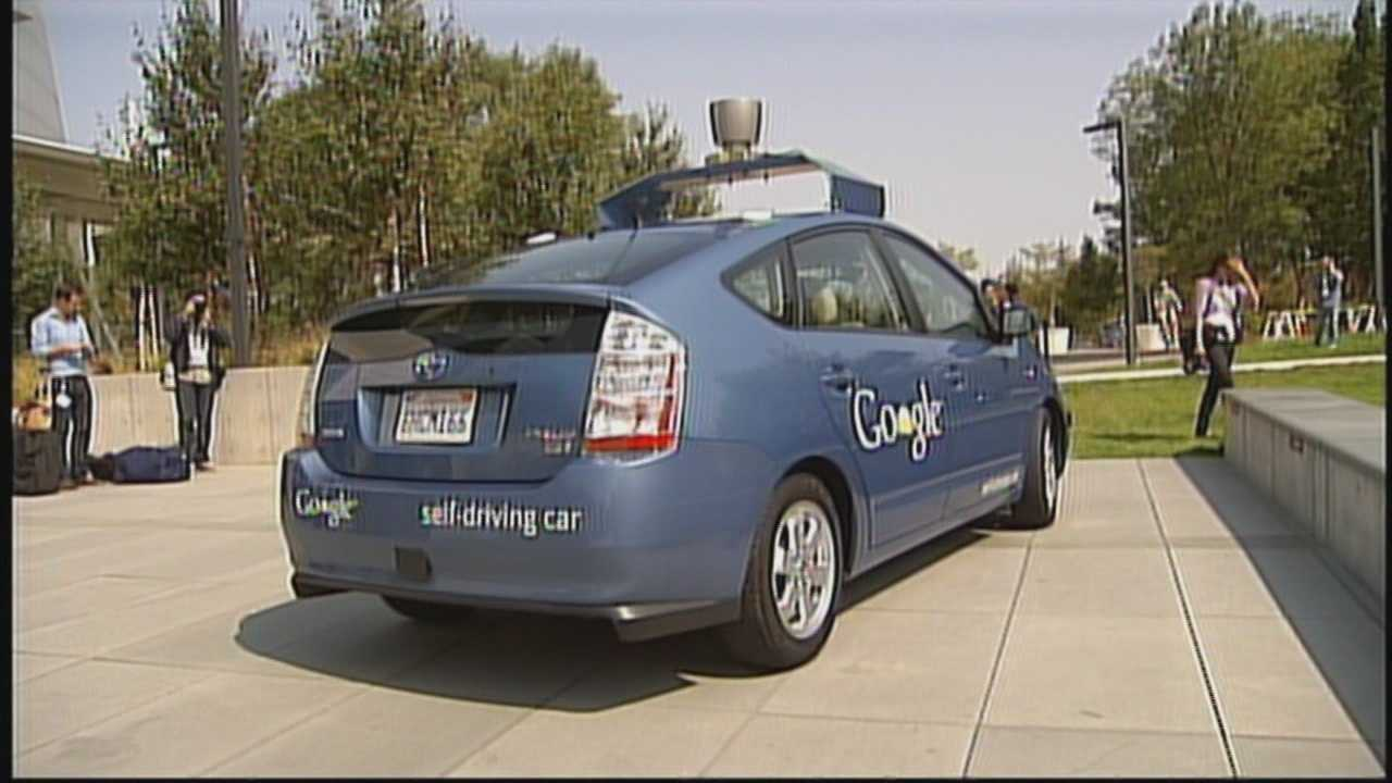 California one step closer to driverless cars