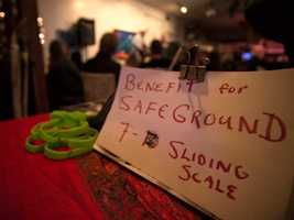 What: The 4th Safeground Benefit ShowWhere: Luna's Cafe & Juice BarWhen: Fri 7pm-11pmClick here for more information on this event.