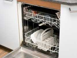 When replacing appliances, choose water and energy efficient models.