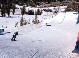 Slopestyle snowboarding is a new event in the winter Olympic games, and some local athletes qualified at Mammoth Mountain to compete in Sochi.
