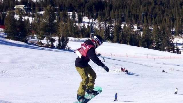 Mammoth mountain olympics
