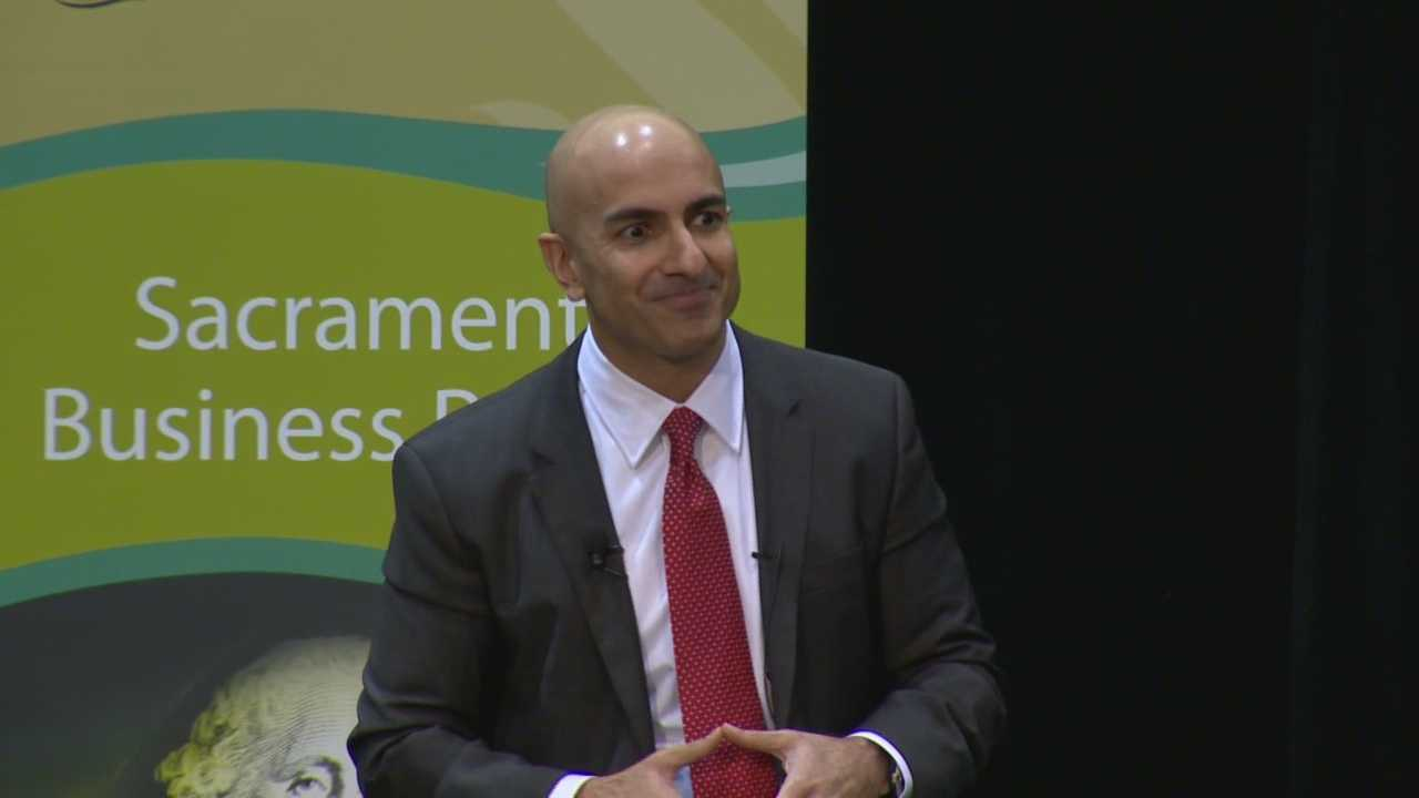 Republican Neel Kashkari has entered the race to be California's governor.
