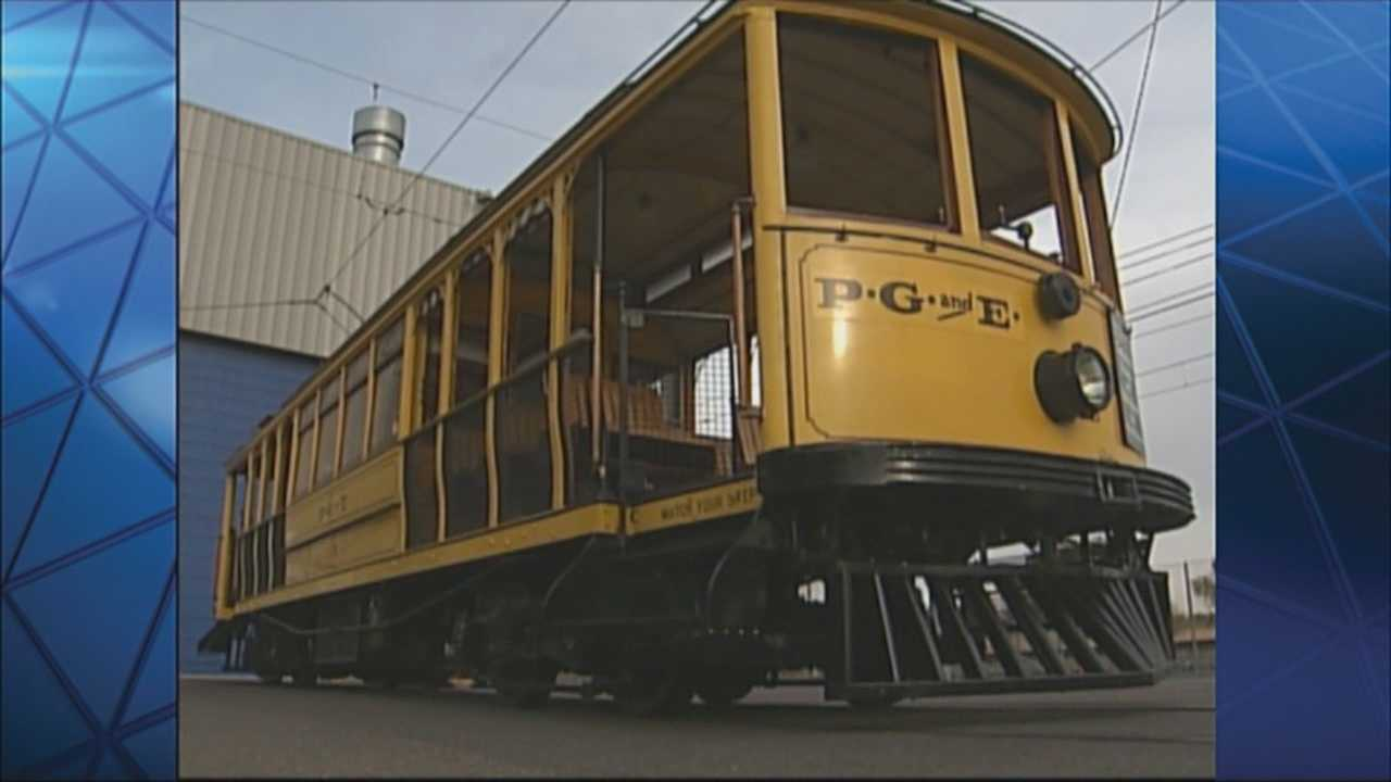 The Kings want streetcars to transport people on streetcars to get people to and from the new downtown arena.