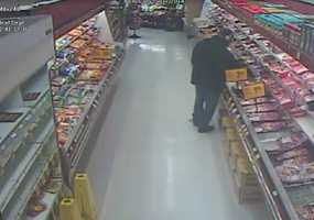 The Amber Alert was issued Tuesday afternoon after an incident outside a Safeway.