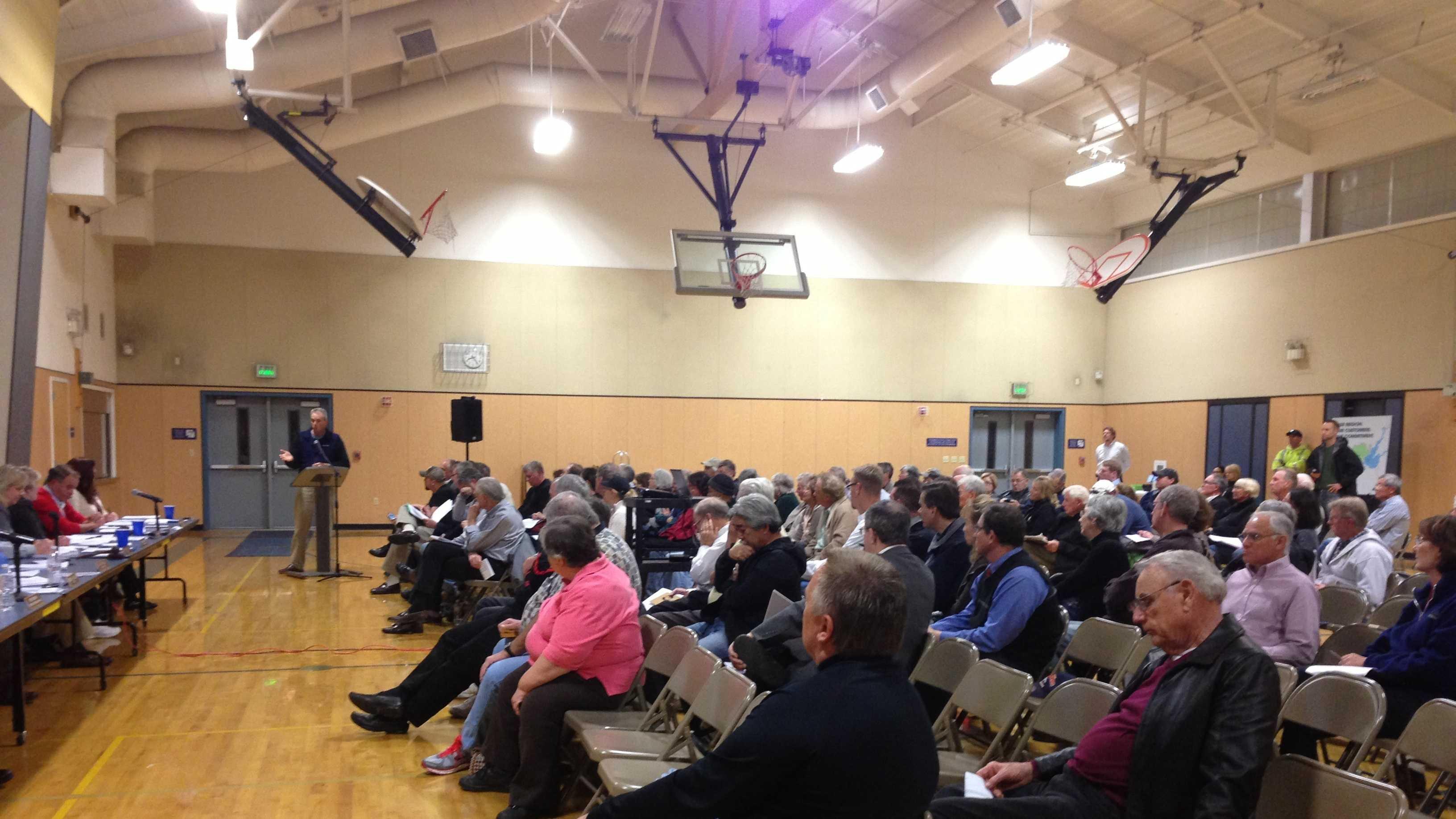 San Juan Water District meeting