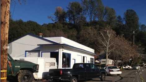 Sonora homicide investigation