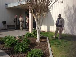 The officers are believed to be the first CHP fatalities in the line of duty in the Fresno area in about 16 years, Reyes said (Feb. 17, 2014).