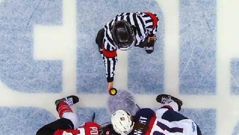 USA-Canada hockey