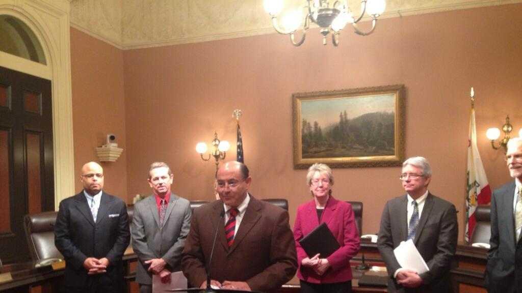 Capitol bill discussion