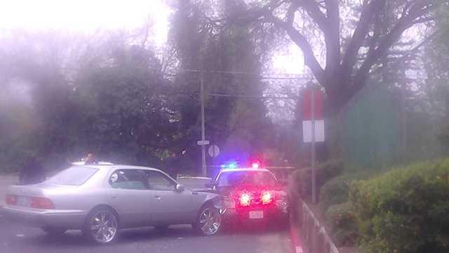 Citrus Heights police pursuit