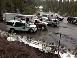 A single-engine plane crashed near the Truckee airport on Monday, killing one person and injuring another (March 3, 2014).