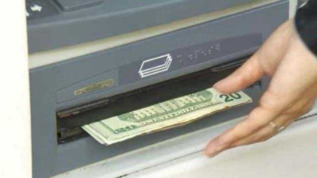 ATM security support