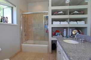 The home has 3.5 baths.