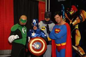 Stars from hit television shows and movies will join mixed martial artists at the 2014 Sacramento Comic-Con event, which takes place March 7-9 at the Sacramento Convention Center. Cycle through this slideshow to see the list list of celebrities attending this year's event.