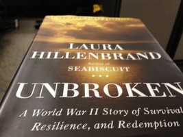 "18.) My favorite book of all time is ""Unbroken."" If you haven't read it, do it."