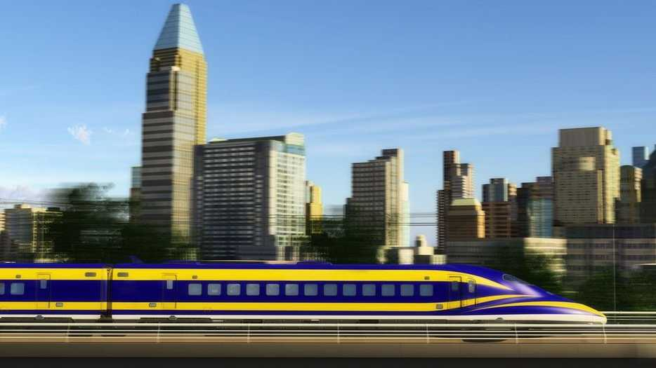 High-Speed Rail Authority