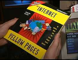 Google did not come along until 1997. Early web surfers used the Yellow Pages to find a listing of websites to visit.