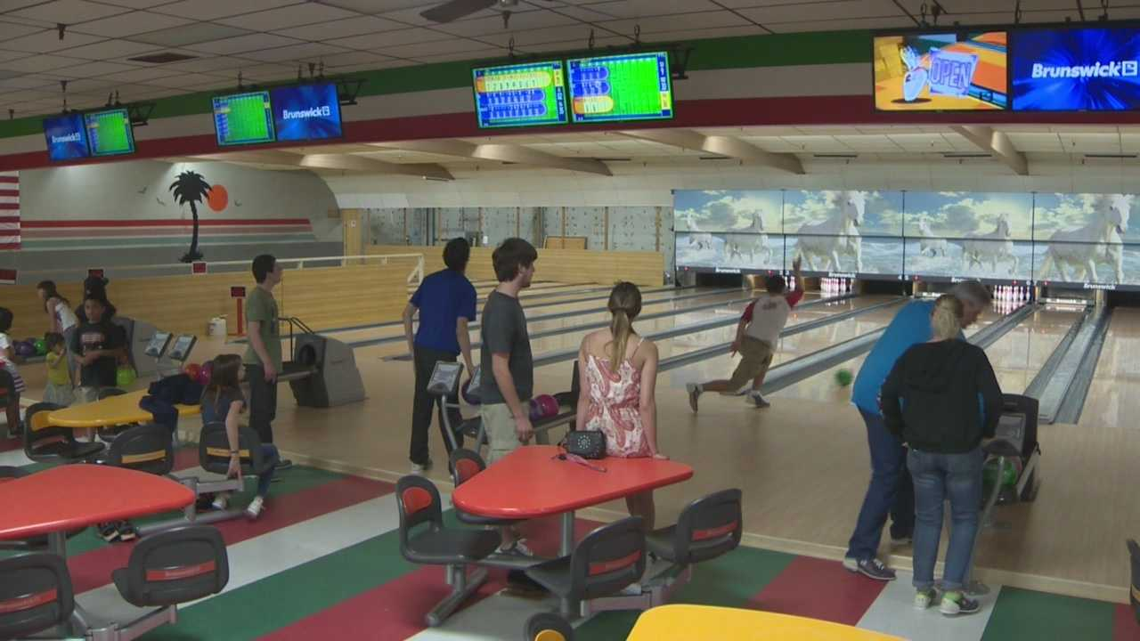 Woodland bowling alley reopens after big remodel