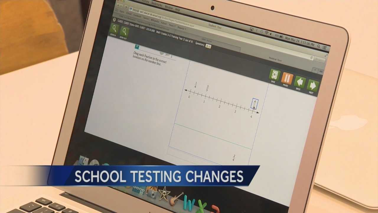 Standardized testing moves into the computerized age